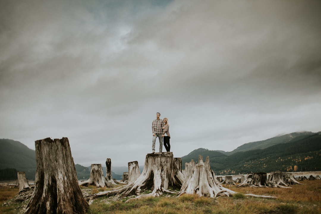 Jacquelyn Portolese Photography Seattle Wedding Engagement Photographer Snoqualmie Pass
