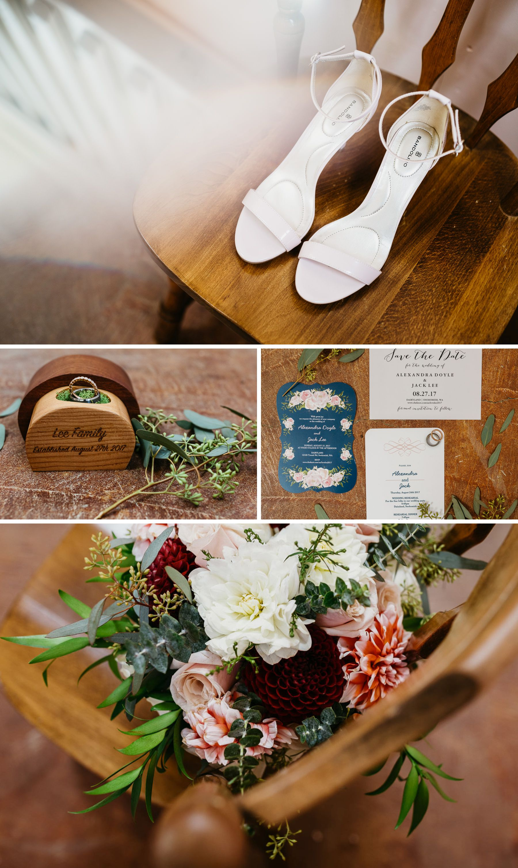 dairyland wedding bridal suite