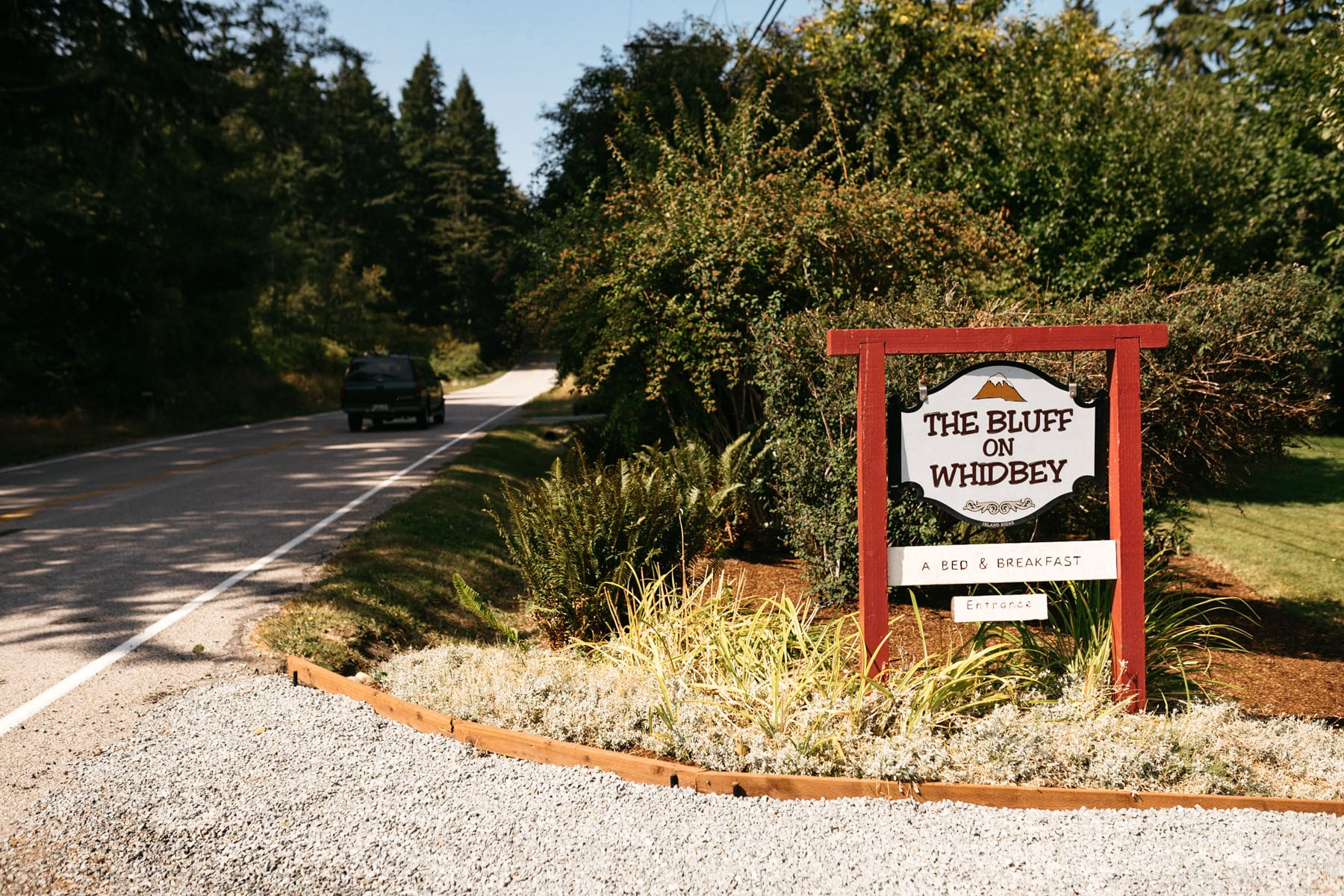 bluff on whidbey island