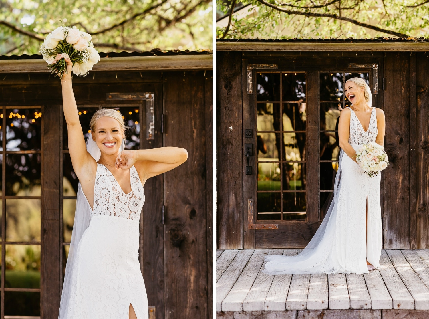 the kelley farm wedding bridal portrait