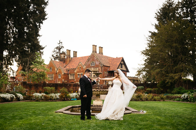 washington wedding venue thornewood castle