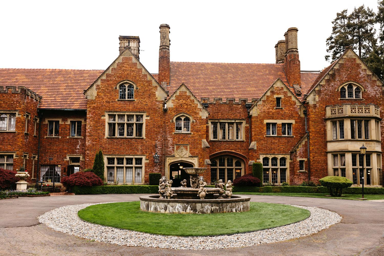 castle wedding venue in washington