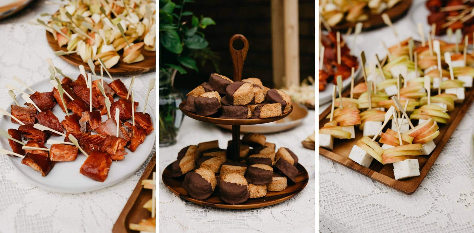 intimate wedding on orcas island