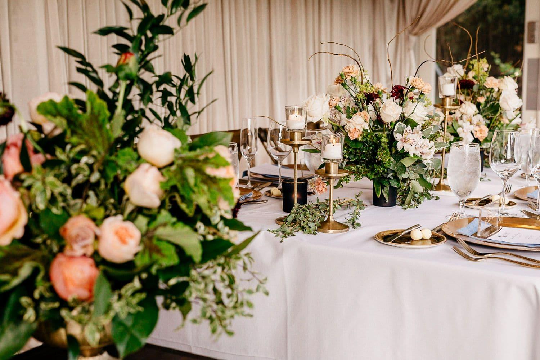 salish lodge wedding reception